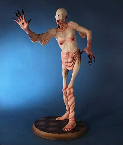 Pan's Labyrinth (Film) – Pale Man Full-Size Statue (SDCC 2012 Exclusive)