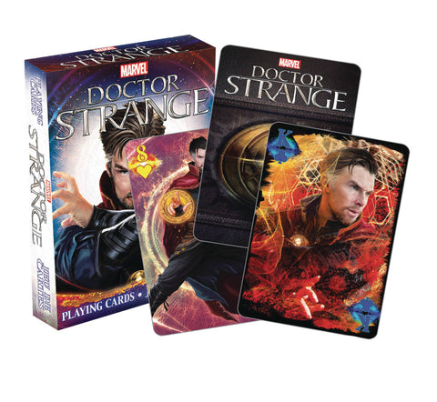 Playing Cards – Doctor Strange (Film) Playing Cards