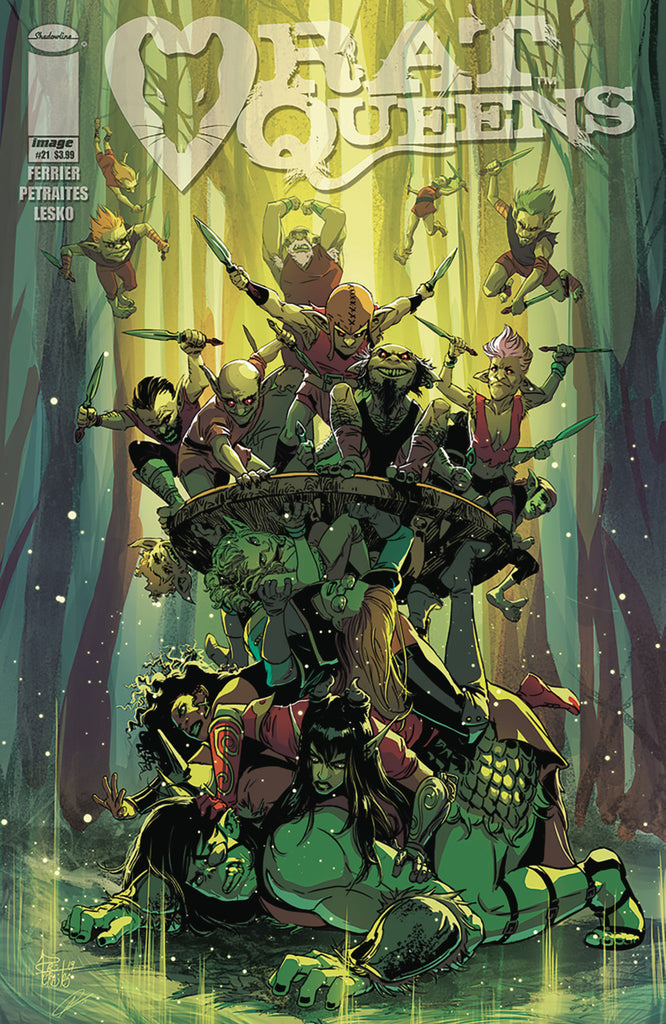 Rat Queens (2013 series) #21