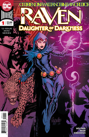Raven; Daughter of Darkness (2017 mini-series) #1-12 [SET] — Under the Hood