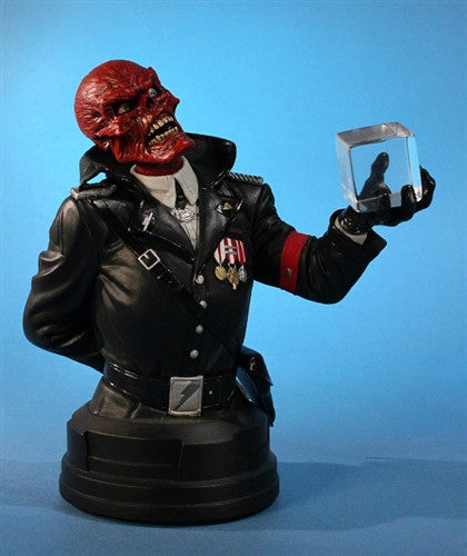 Red Skull Gentle Giant Bust