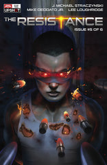 Resistance (2020 mini-series) #1-6 [SET] — Volume 01: The Reborns