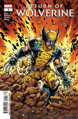 Wolverine (2018 mini-series) #1-5 [SET] — The Return of Wolverine (All Regular Covers)