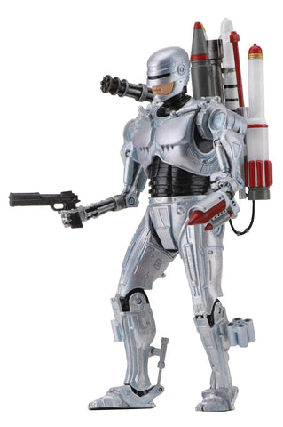 "RoboCop versus The Terminator – Ultimate Future Robocop 7"" Figure"