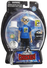 "Robot Chicken (Adult Swim) – Series 1 Exclusive – Nerd at Comic Con 5"" Figure (SDCC 2010 Exclusive)"
