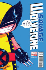 Savage Wolverine (2012 Series)