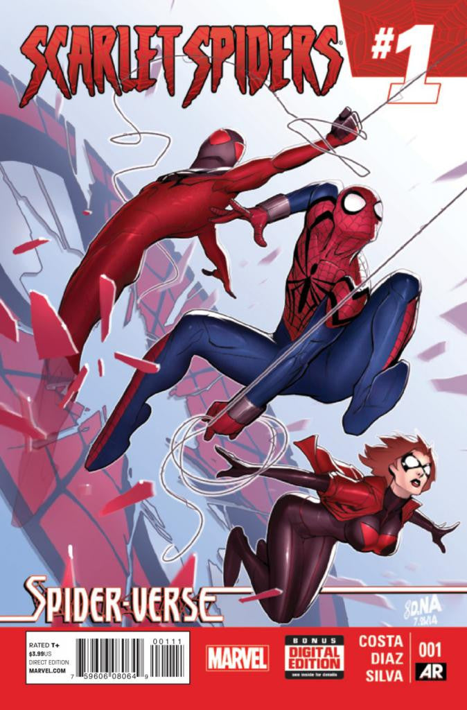 Scarlet Spiders (2014 Mini-Series) #1