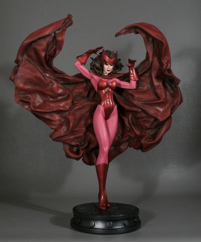 Avengers: Scarlet Witch Full-Size Statue (Variant Version) (Bowen Designs Web Exclusive)