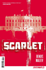 Scarlet (2018 mini-series) #1-5 [SET] — Volume 02: You Can't Fight City Hall