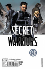 Secret Warriors (2009 Series)