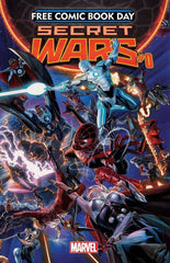 Secret Wars (2015 Mini-Series)