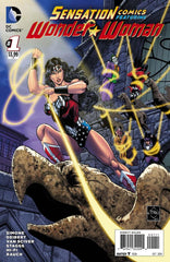 Sensation Comics featuring Wonder Woman (2014 Series)