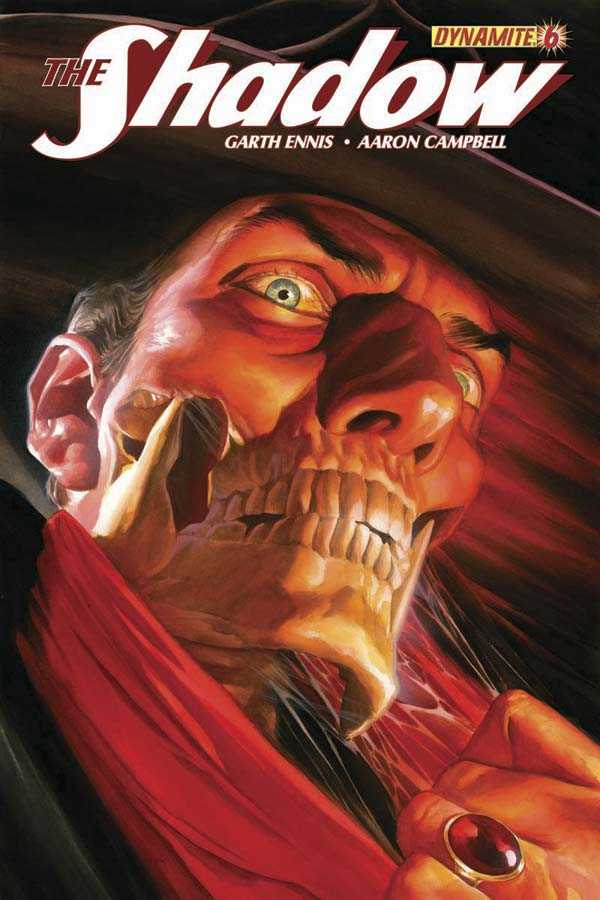 "Shadow (2012 Series) #6 (Regular ""A"" Cover - Alex Ross)"