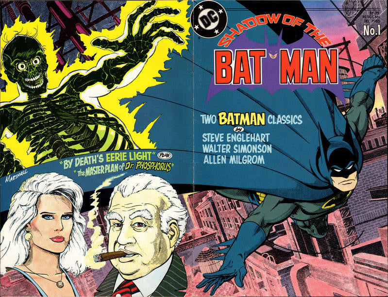 Batman (1985 mini-series) #1-5 [SET] — Shadow of the Batman