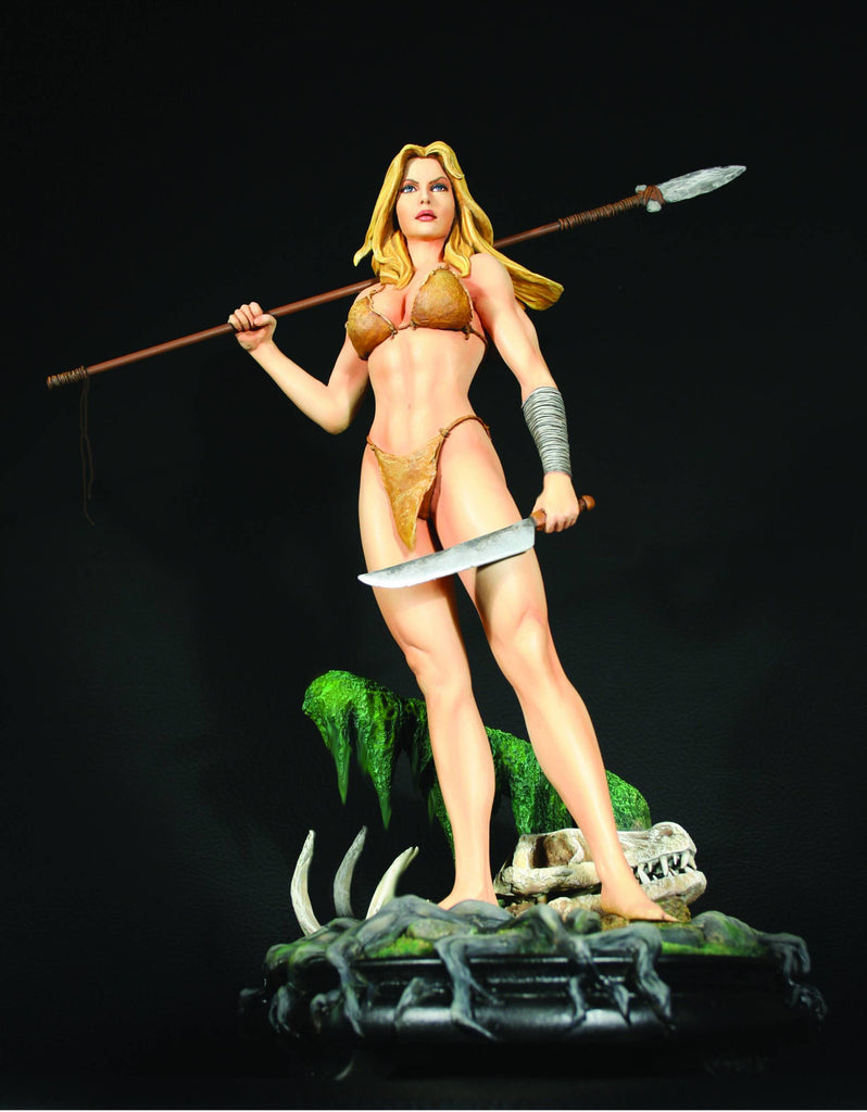Shanna the She-Devil Full-Size Statue
