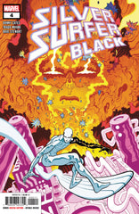 Silver Surfer (2019 mini-series) #1-5 [SET] — Black (All Regular Covers)