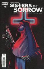 Sisters of Sorrow (2017 mini-series) #1-4 [SET] — Nuns with Guns!