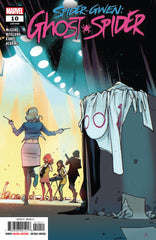 Spider-Gwen; Ghost Spider (2018 series) #05-10 [SET] — Volume 02: The Impossible Year (All Regular Covers)