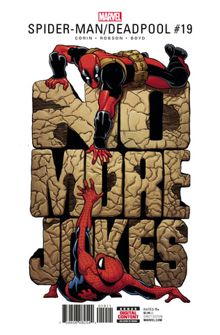 Spider-Man / Deadpool (2015 Series) #19
