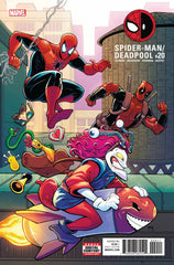 Spider-Man / Deadpool (2015 series) #19-20 [SET] — Volume 04 (A):  No More Jokes