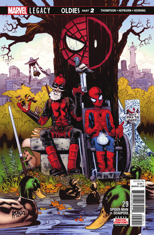 Spider-Man / Deadpool (2015 series) #29-36 [SET] — Volume 06: WLMD