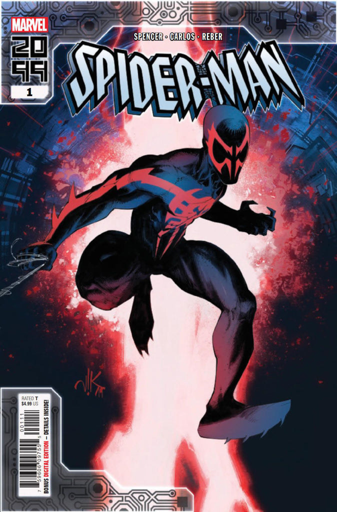 Spider-Man 2099 (2019 one-shot) #1 (Regular Cover - Toni Infante)