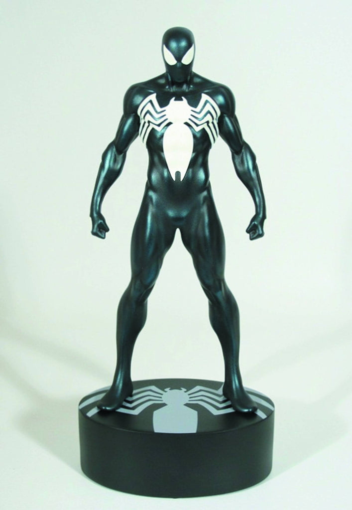 Amazing Spider-Man Full-Size Statue (Variant Black Symbiote Version) (Museum Pose Version)