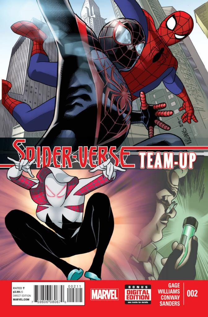 Spider-Verse Team-Up (2014 Mini-Series) #2 (of 3)