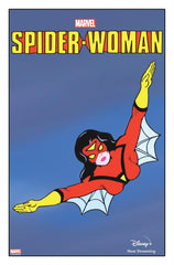 Spider-Woman (2020 series) #1 (Variant Die-Cut Card Stock Cover - Chip Kidd)