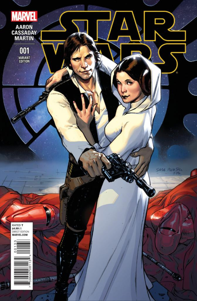 Star Wars (2015 Series) #1 (Variant Incentive Cover - Sara Pichelli)