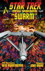 Star Trek: New Visions (2014 series) #12-13 + Special [SET] — Volume 05: The Swarm