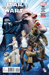 Star Wars: The Force Awakens (2016 mini-series) #1-6 [SET] — Episode VII - The Official Adaptation (All Regular Covers)