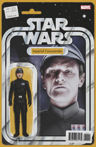 "Star Wars (2015 Series) #39 (Variant ""Action Figure"" Cover - John Tyler Christopher)"