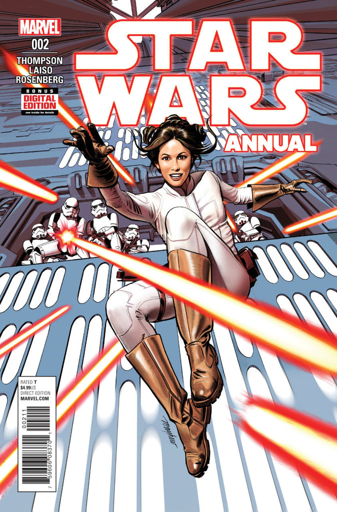Star Wars (2015 Series) Annual #2 (2016)