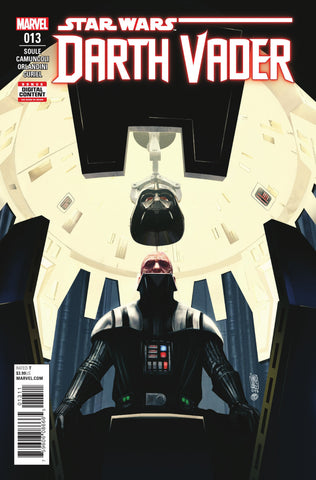 Star Wars: Darth Vader (2017 series) #13-18 + Annual #2 [SET] — The Dark Lord of the Sith Volume 03: The Burning Seas