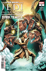 Star Wars; Jedi Fallen Order (2019 mini-series) #1-5 [SET] — Volume 00:  The Dark Temple (All Regular Covers)