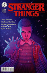 "Stranger Things (2018 mini-series) #1-4 + Ashcan [SET] — The Other Side (All Variant ""B"" Covers)"