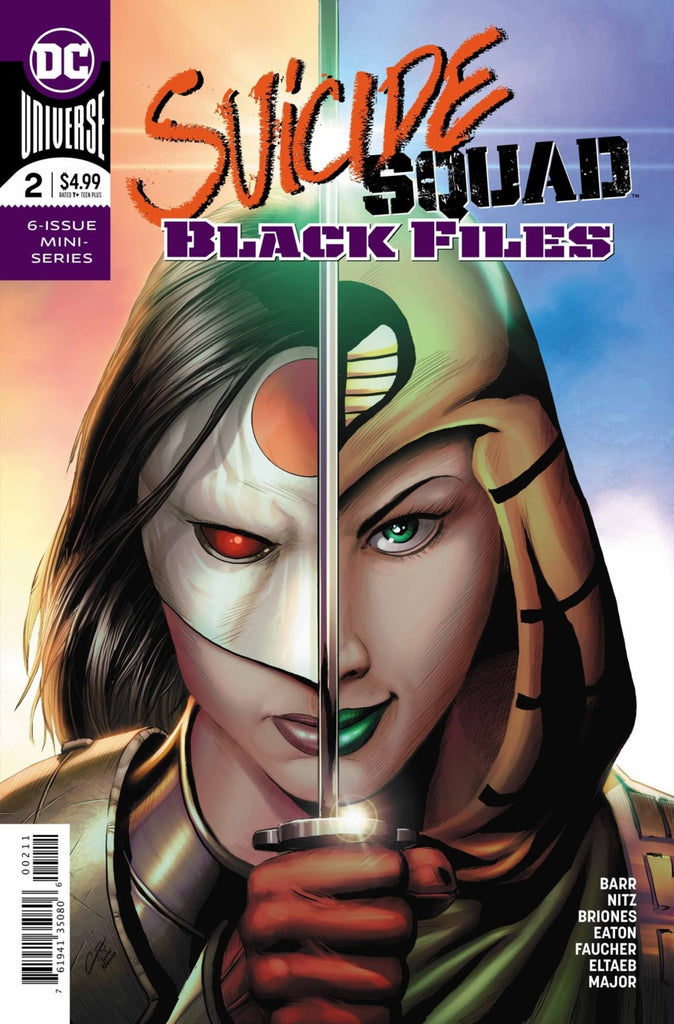 Suicide Squad; The Black Files (2018 mini-series) #2 (of 6)