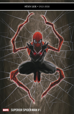 Superior Spider-Man (2018 series) #01-6 [SET] — Volume 01: Full Otto (All Regular Covers)