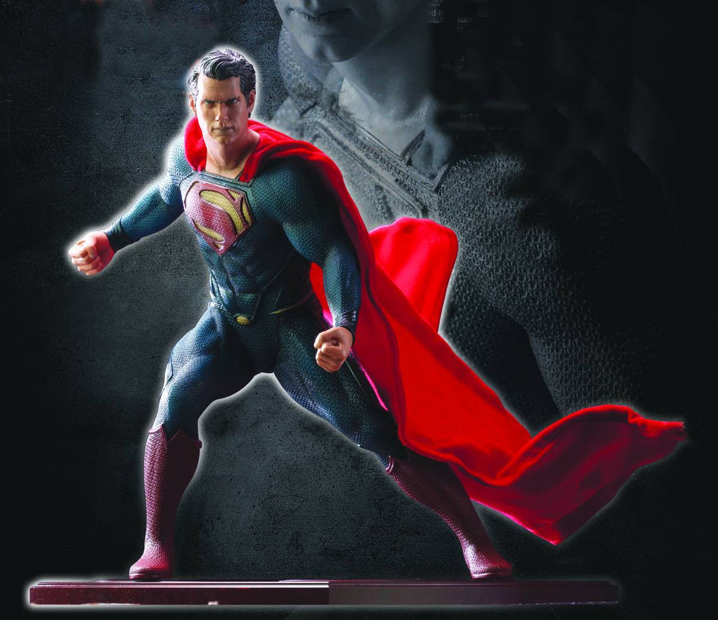 Superman, Man of Steel (Film) – Superman – Full-Size 1:6 Scale ARTFX Statue