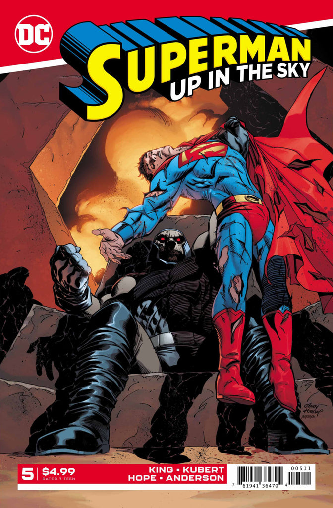 Superman; Up in the Sky (2019 mini-series) #5 (of 6)