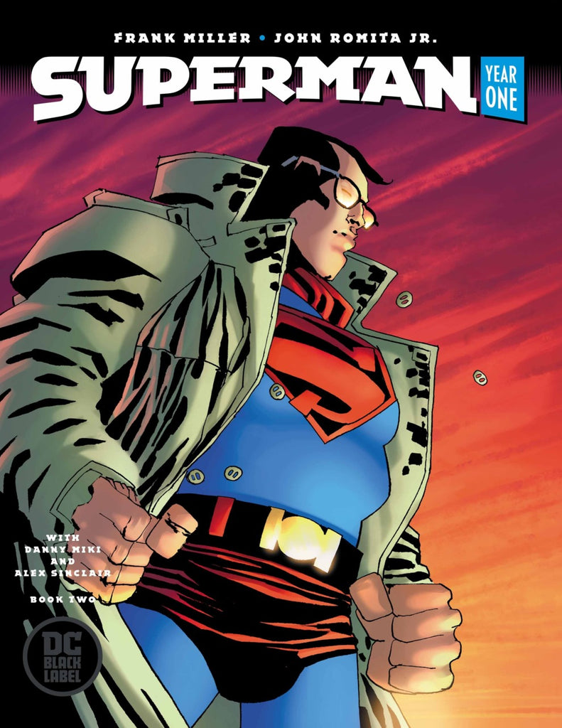 Superman; Year One (2019 mini-series) #2 (of 3) (Regular Cover - Lee Bermejo)
