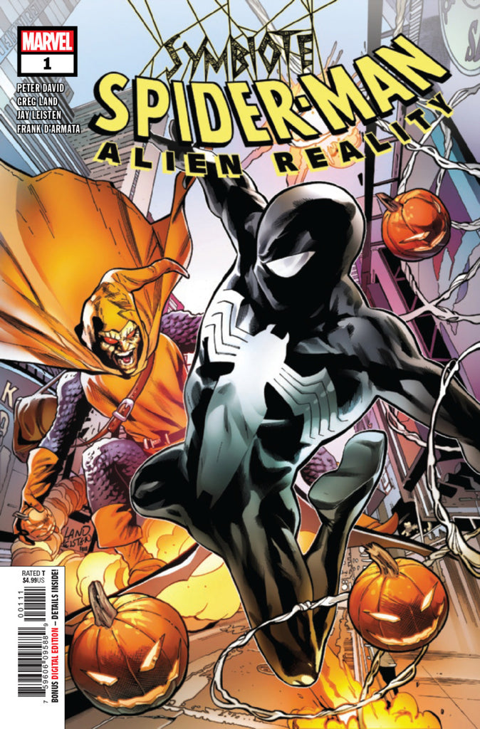 Symbiote Spider-Man (2019 mini-series) #1-5 [SET] — Volume 02: Alien Reality (All Regular Covers)