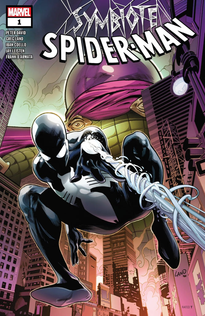 Symbiote Spider-Man (2019 mini-series) #1-5 [SET] — Back to Black! (All Regular Covers)