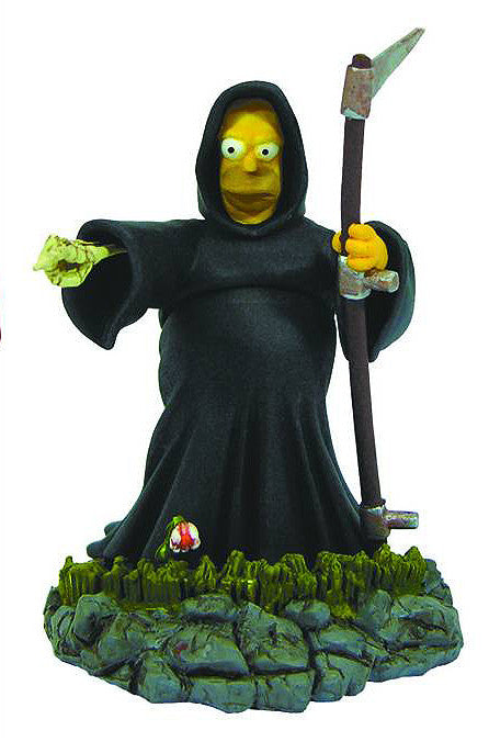 Simpsons (TV) – Treehouse of Horror Bust-Ups Series 4 – Angel of Death Homer