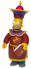 "Simpsons (TV) – World of Springfield – Wave 10 – Stonecutter Homer Interactive 5"" Figure"