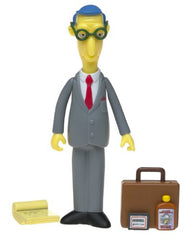 "Simpsons (TV) – World of Springfield – Wave 11 – Blue Haired Lawyer Interactive 5"" Figure"
