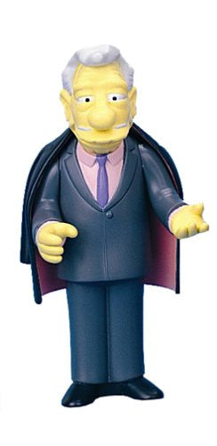 "Simpsons (TV) – World of Springfield – Wave 12 – Don Vittorio Interactive 5"" Figure"