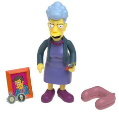 "Simpsons (TV) – World of Springfield – Wave 16 – Agnes Skinner Interactive 5"" Figure"