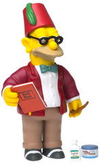 "Simpsons (TV) – World of Springfield – Wave 9 – Sunday Best Grampa Interactive 5"" Figure"